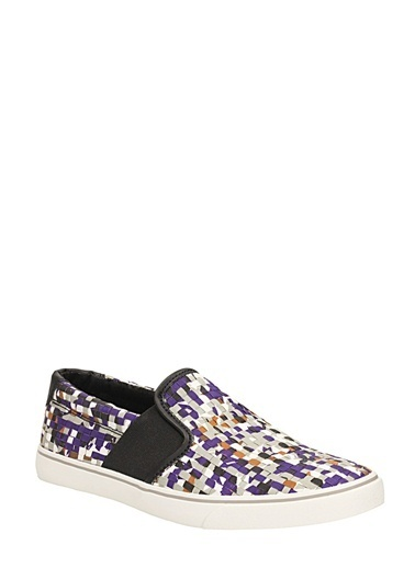 Clarks Desenli Sneakers Ayakkabı Renkli